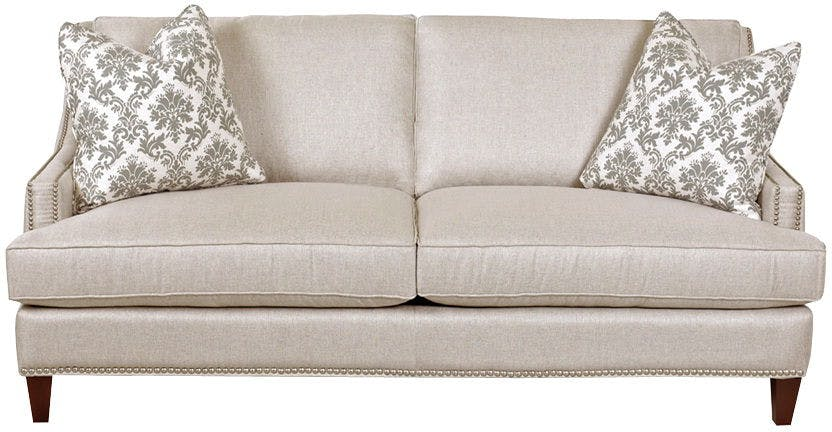 D40600sklaussner Two Cushion Sofa King S Great Plus