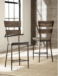 Jennings Non-swivel Counter Stools