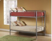 Brayden Twin/twin Bunk With Dresser and Mirror