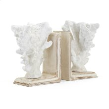 Coral Bookends - Set of 2