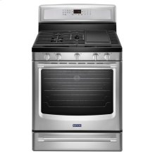 30-inch Wide Gas Range with Convection and Warming Drawer - 5.8 cu. ft.