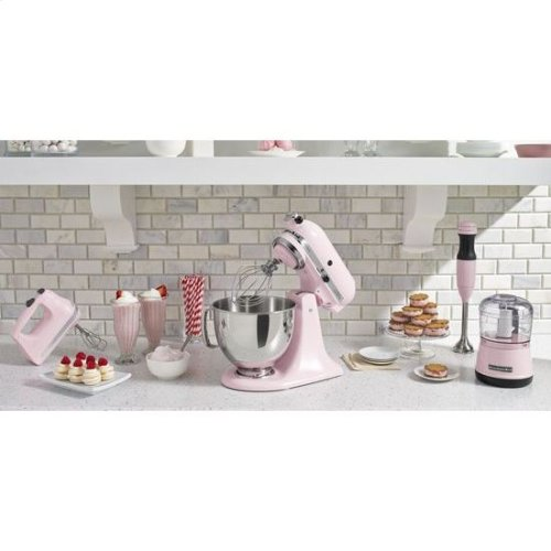KitchenAid® 2-Speed Hand Blender - Pink