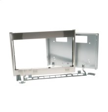 "GE® Optional 27"" Built-In Trim Kit JX7227SFSS"