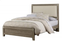 Upholstered Bed - Queen
