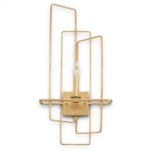 Metro Wall Sconce, Left