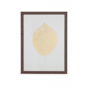 Gold Foil Leaf III
