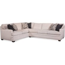 Kensington Two Piece Corner Sectional