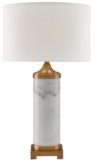 Brockworth Table Lamp - 30h