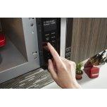 KitchenAid 1000-Watt Low Profile Microwave Hood Combination with PrintShield™ Finish - Black Stainless Steel with PrintShield™ Finish