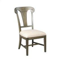 Fulton Splat Back Side Chair
