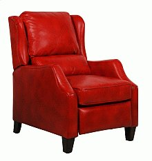 7-4059 Berkeley II (Leather) 5406-11 Art Red
