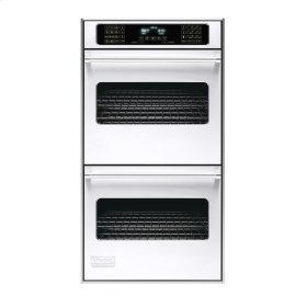 "White 27"" Double Electric Touch Control Premiere Oven - VEDO (27"" Wide Double Electric Touch Control Premiere Oven)"