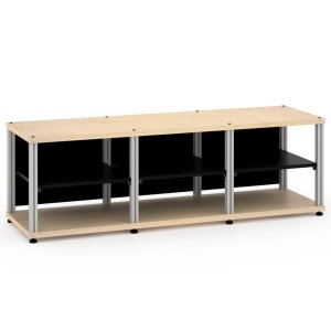 Salamander DesignsSynergy 20 Triple-Width Core Module, Maple with Aluminum Posts