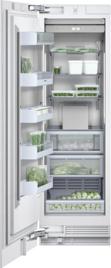 "Freezer column RF 461 701 Fully integrated appliance Width 24"" (61 cm)"