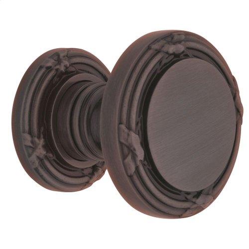 Venetian Bronze 5013 Estate Knob