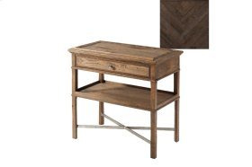 Ardern Reading Table, Dark Echo Oak