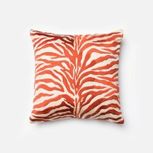 Rust / Beige Pillow