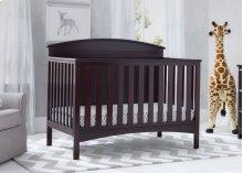Archer 4-in-1 Crib - Dark Chocolate (207)