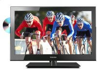 "Toshiba 24V4210U - 24"" class 1080p 60Hz TV/DVD Combo"
