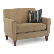 Digby Fabric Chair and a Half