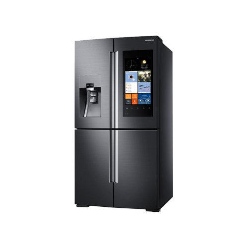 28 cu. ft. 4-Door Flex Refrigerator with Family Hub