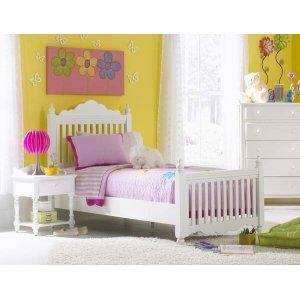 Hillsdale FurnitureLauren Twin Post Bed Set