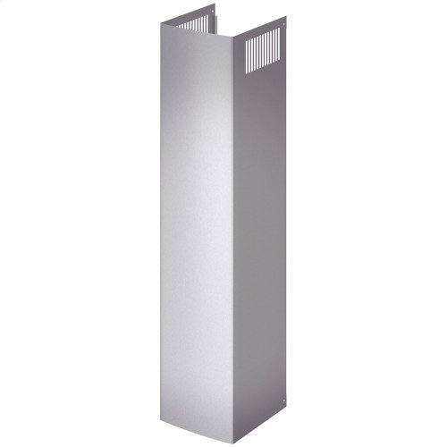 800 Series Glass Canopy Chimney Extension