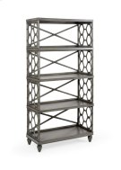 Beehive Bookcase - Gray Product Image