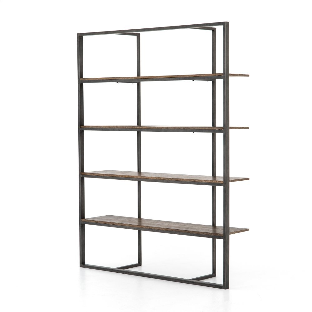 Grainger Double Bookshelf