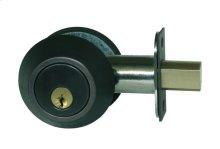 Single Cylinder Deadbolt