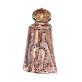 Old Wood Carved Bracket