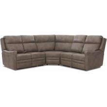 Comfort Design Living Room Churchill Sectional CLP259-8PB SECT