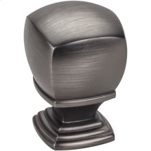"""1"""" Overall Length Cabinet Knob."""