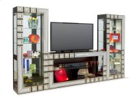 18493 ARIES - BUNCHING TV CONSOLE & 18593 PIER CABINET Product Image