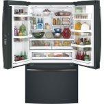 (tm) Series Energy Star(r) 23.1 Cu. Ft. Counter-Depth French-Door Refrigerator