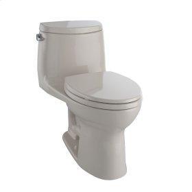 UltraMax® II One-Piece Toilet, Elongated Bowl - 1.28 GPF - Bone