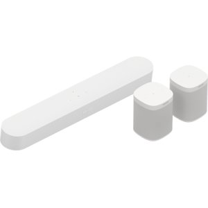 SonosWhite- 5.0 Surround Set