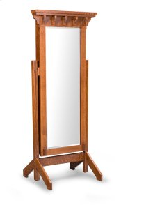 M Ryan Jewelry Cheval Mirror