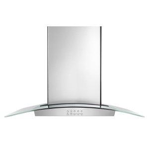 "Maytag30"" Modern Glass Wall Mount Range Hood"
