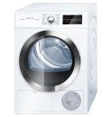 24' Compact Condensation Dryer 800 Series - White/Chrome