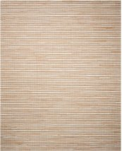 CAPELLE CPEL1 BGE RECTANGLE RUG 5'3'' x 7'4''