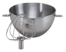 KitchenAid® 3-Qt. Stainless Steel Bowl & Combi-Whip - Stainless Steel