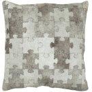 Mason Pillow - Multi / Grey Product Image