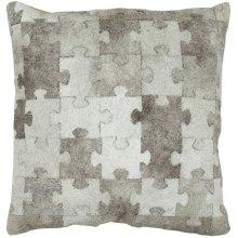 Mason Pillow - Multi / Grey