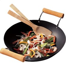 Flat Bottom Wok