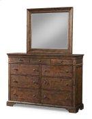 920-650 DRES Daisy Dresser & Mirror Product Image
