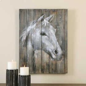 Dreamhorse Hand Painted Canvas