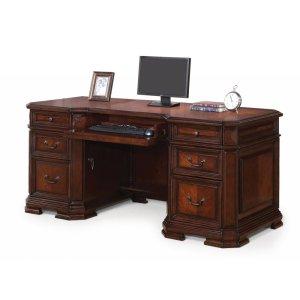 FLEXSTEELHOMEWestchester Executive Desk