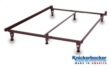 Heavy Duty Twin Bed Frame on Glides