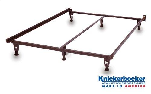 Heavy Duty Metal Bed Frame-Queen Size